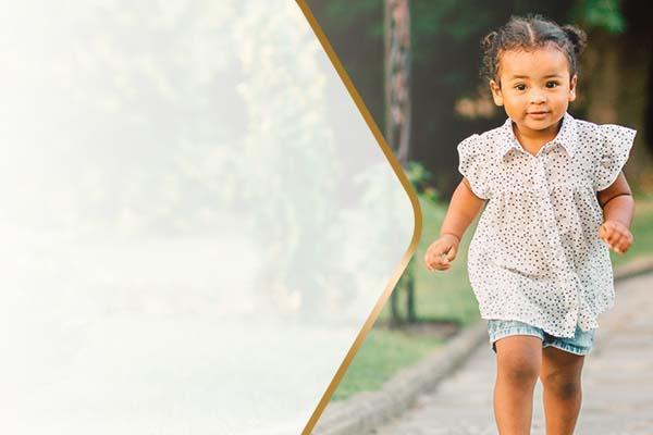 fondo - niña corriendo