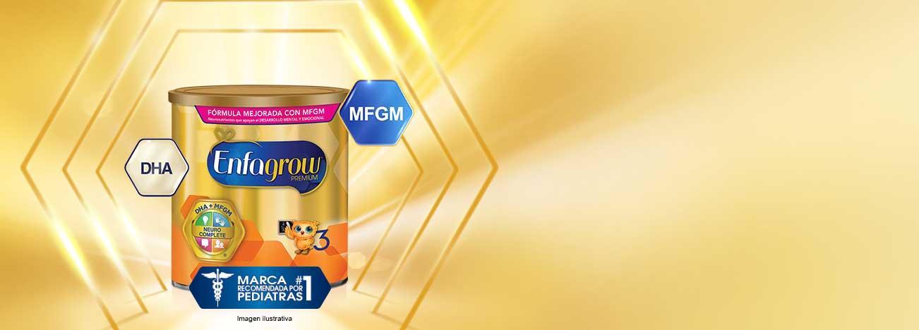 MFGM Enfagrow nueva fórmula
