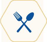 cuchara y tenedor