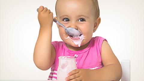 Evitando los alimentos dulces en tu bebé