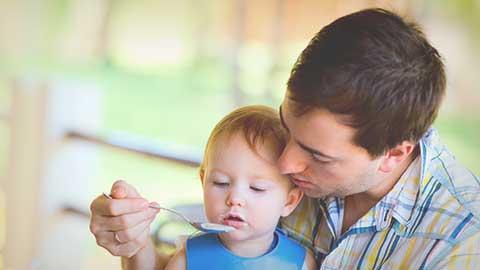 Nutrientes clave para tu bebé de 0 a 6 meses.