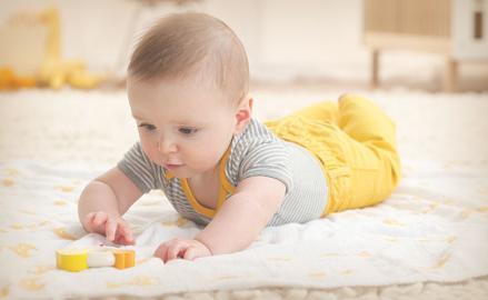 El mundo de tu bebé a los 10 meses