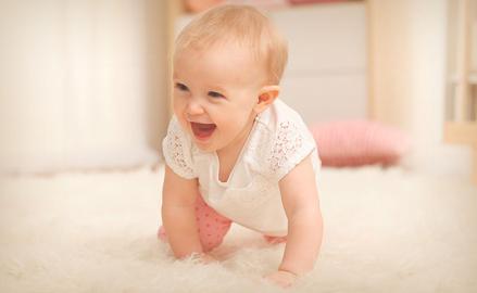 Conoce los nutrientes claves para tu bebé.